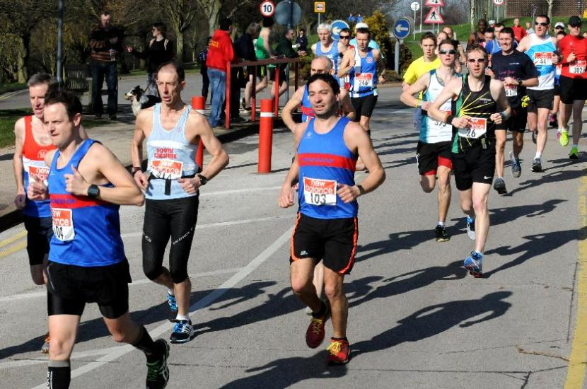 Seniors Road Running Championship2015