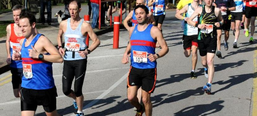 Seniors Road Running Championship 2015