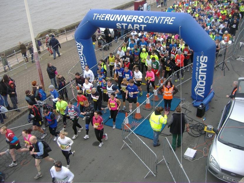 Edinburgh Marathon Weekend