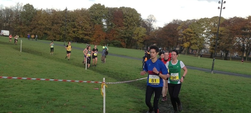 Manchester Area Cross Country League Fixtures2014-15