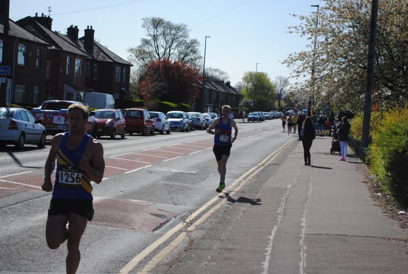 Salford 10k Results