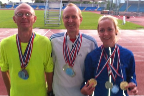The Seventh Joe Moran Memorial Veteran Track & Field Meeting  – Wednesday 18th June 2014 at Sportcity