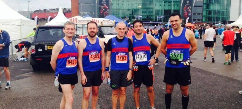 Manchester Marathon Results