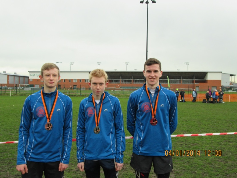 2014 Greater Manchester Cross Country Championships