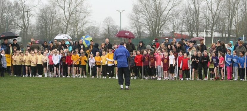 Primary Schools Cross Country League 2016/7