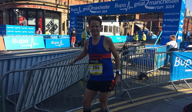 BUPA Manchester 10k results