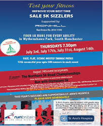 Sale Sizzler 2 – Club Results