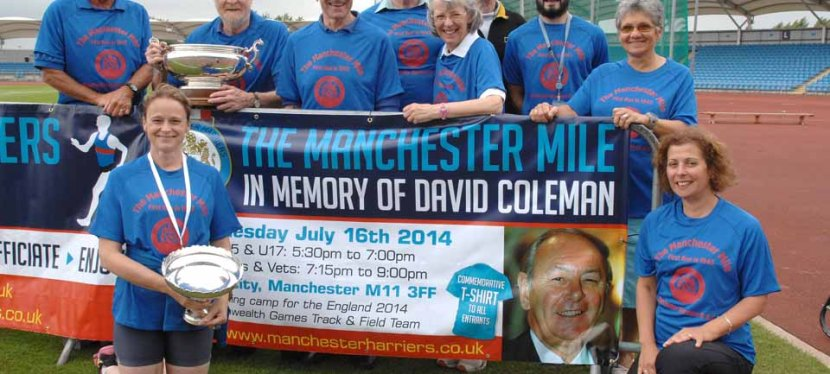 Manchester Mile – Clubresults