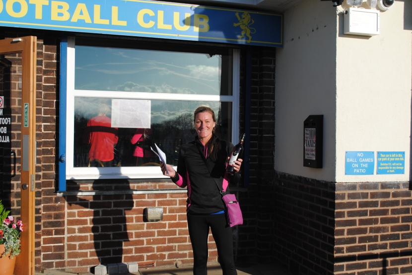 Weekend Results – Swinton 5.25 miles Ladies Road Race
