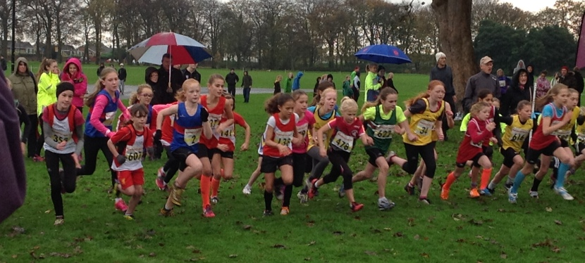 Manchester Area Cross Country League – Match 2 Results