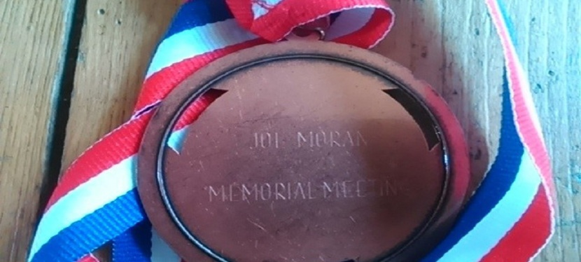 Joe Moran Vets T&F event