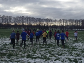 First Primary Schools Cross Country Event at Wythenshawe Park