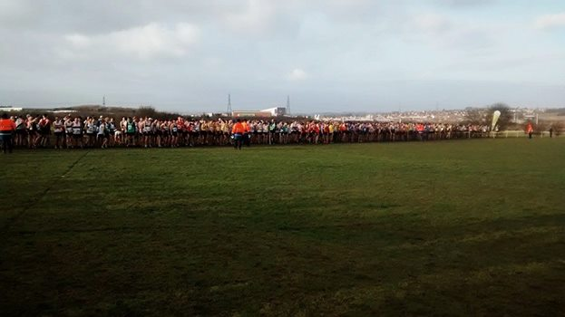 North of England Cross Country Championship 2015 Results