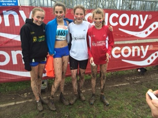 INTER COUNTIES HONOURS FOR MANCHESTER HARRIERS