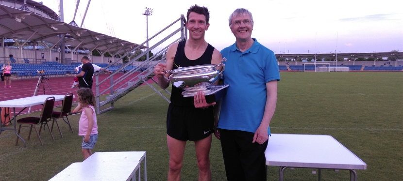 Manchester Mile Results2015