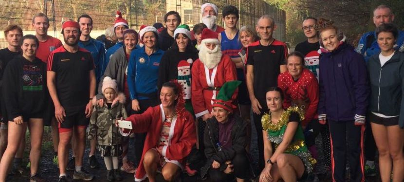 Christmas Handicap and Sports Personality Results 2016